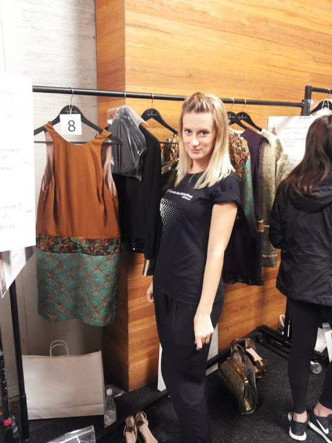 volunteering at mercedes-benz fashion week australia Mirodoor