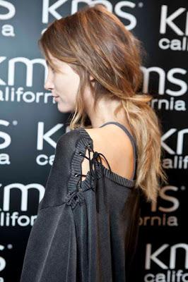 low ponytail cameo 2014