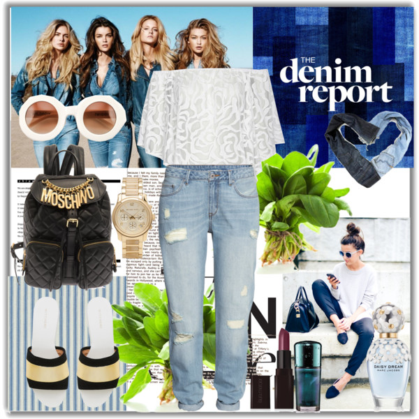 20 Ways To Wear Denim