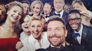 ellens oscar selfie