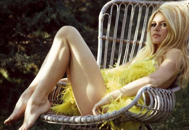 brigitte bardot 1960s style icon