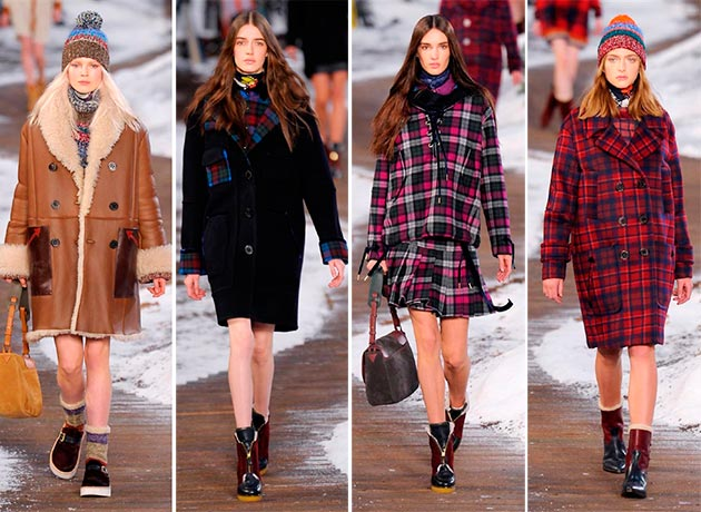 tommy hilfiger autumn winter 2015 2016