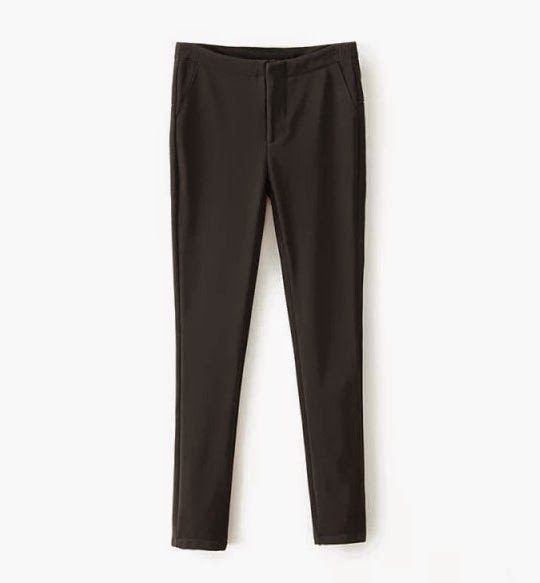 http://www.stylemoi.nu/high-waist-skinny-trouser-in-rib-texture.html