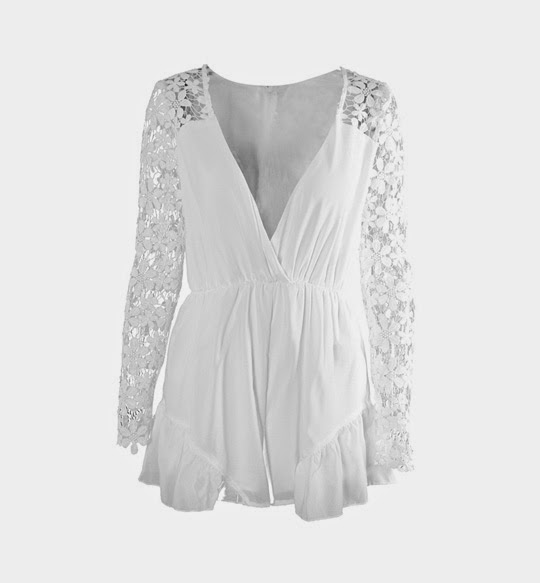 http://www.stylemoi.nu/chiffon-playsuit-with-lace-sleeves-and-frill-hem.html