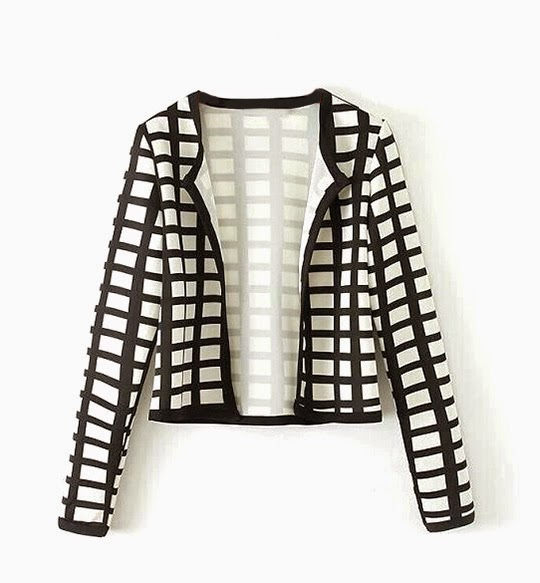 http://www.stylemoi.nu/collarless-cropped-jacket-in-graphic-print.html
