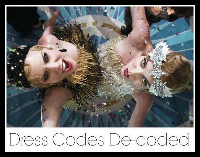 Dress Codes De-Coded