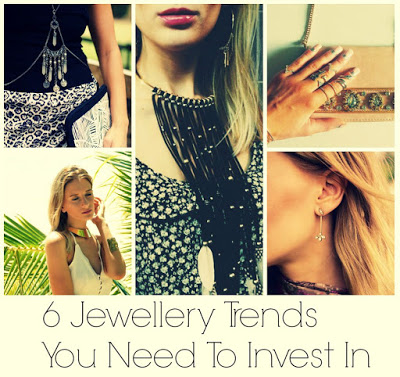 6 Jewellery Trends You Totally Need To Invest In