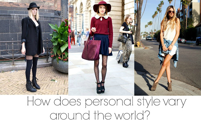 How Does Personal Style Vary Around The World?