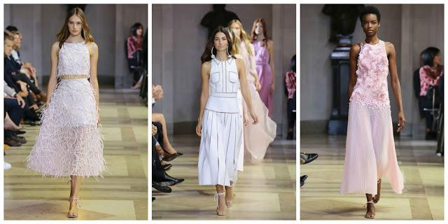 Carolina Herrara New York Fashion Week