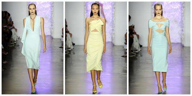 Cushnie Et Ochs NYFW New York Fashion Week