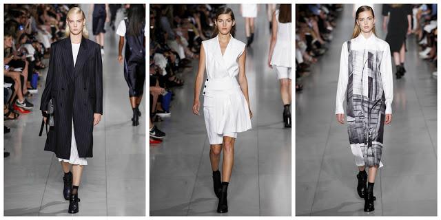 DKNY NYFW New York Fashion Week