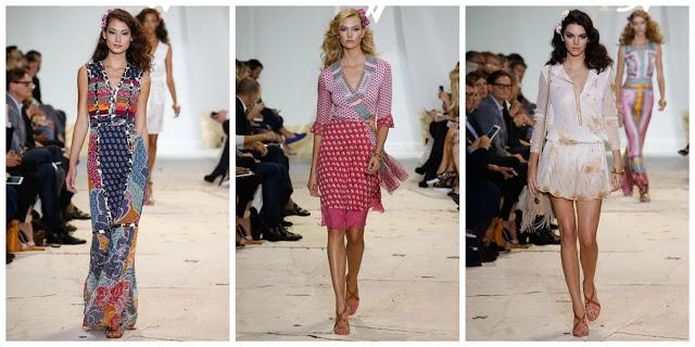 Diane Von Furstenburg DVF NYFW New York Fashion Week