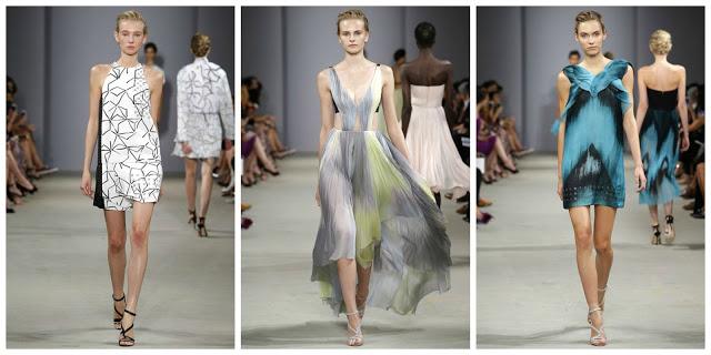 J.Mendel NYFW New York Fashion Week