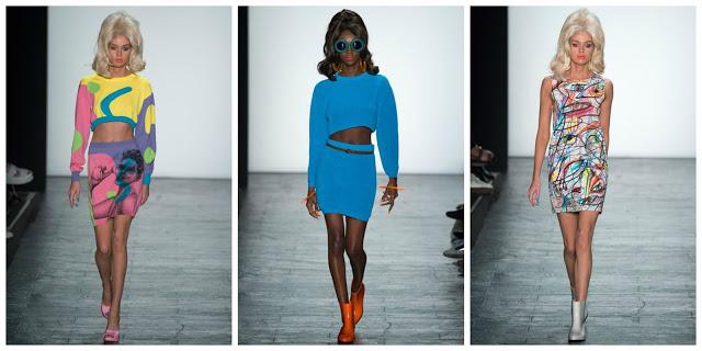 Jeremy Scott NYFW New York Fashion Week