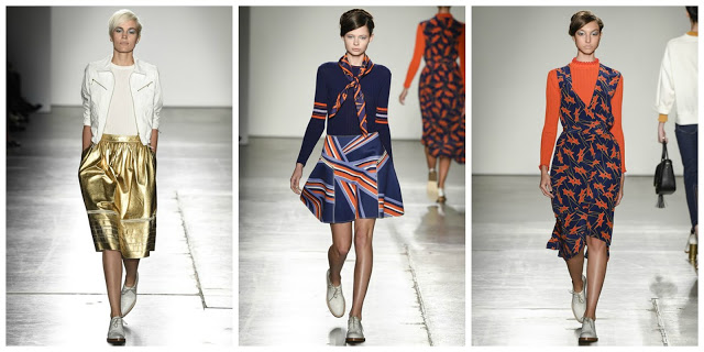 Karen Walker NYFW New York Fashion Week