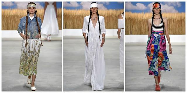 Mara Hoffman New York Fashion Week NYFW