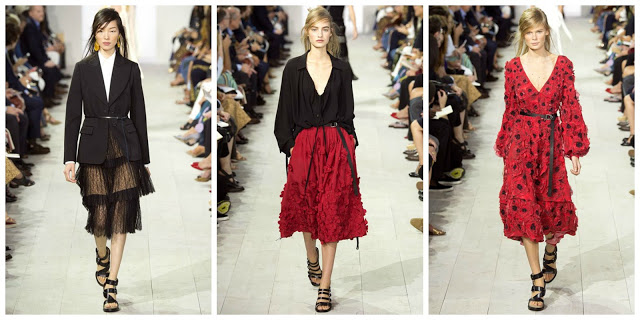 Michael Kors NYFW New York Fashion Week