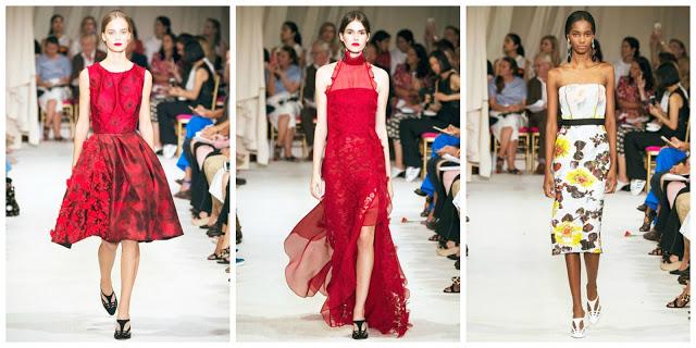 Oscar De La Renta NYFW New York Fashion Week