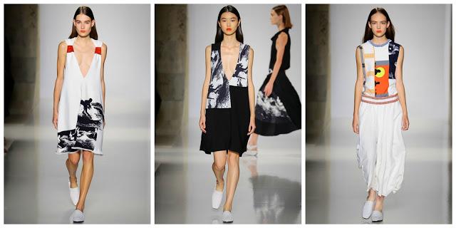 Victoria Beckham NYFW New York Fashion Week