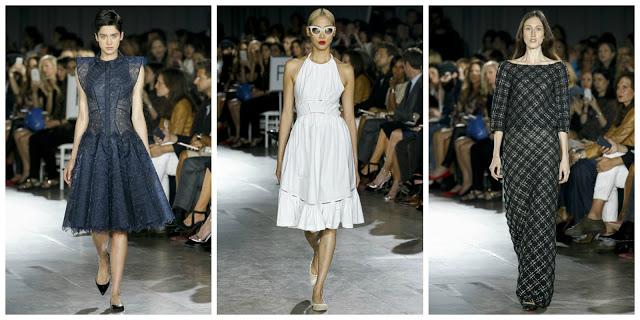 Zac Posen NYFW New York Fashion Week