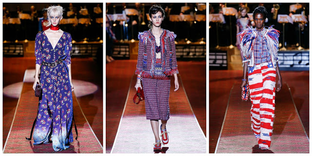 Marc Jacobs NYFW New York Fashion Week