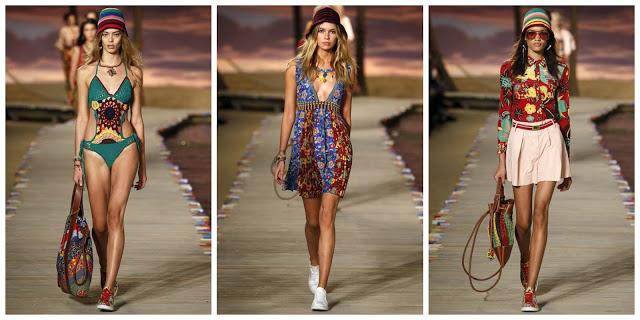 Tommy Hilfigure NYFW New York Fashion Week