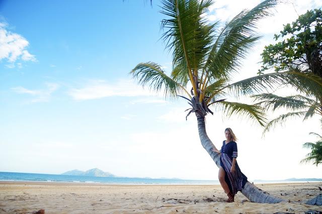 fashion shoot beach