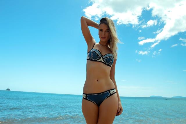bikini pear shape