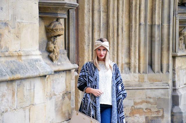 knit turban