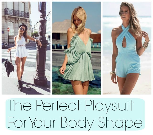 The Perfect Playsuit For Your Body Shape