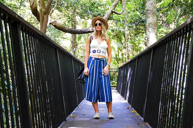 rainforest boardwalk Kuranda