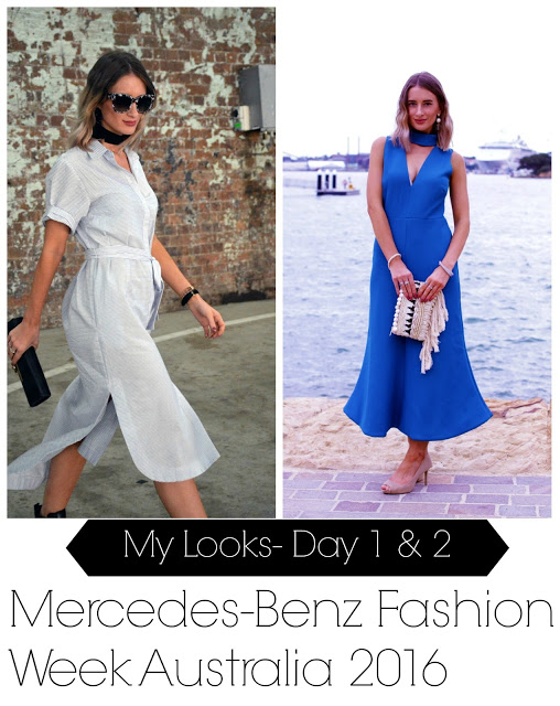 Mercedes-Benz Fashion Week Australia: My Street Style