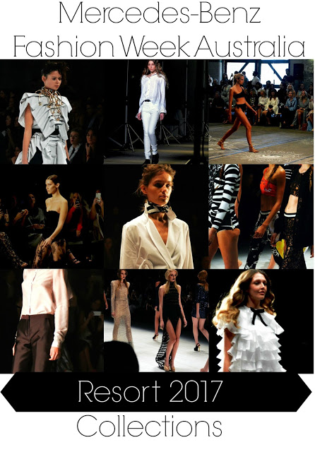 Mercedes Benz Fashion Week Australia 2016