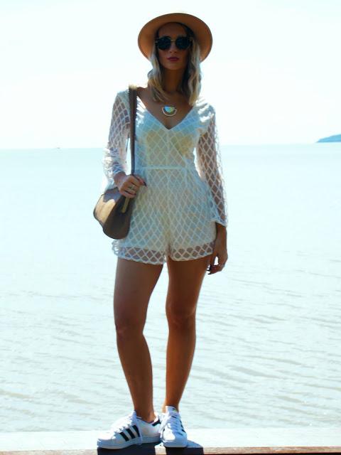 adidas superstars summer outfit