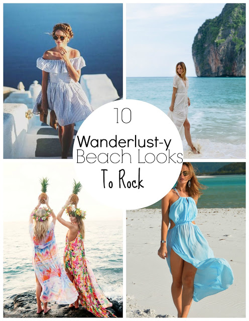 best beach looks 2016