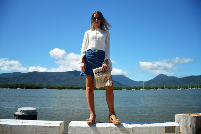 cairns fashion model