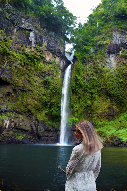 Nandroya Falls: Wanderlust & Lace Luxe