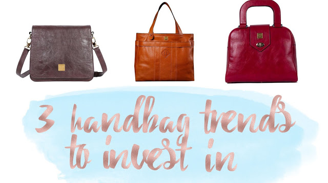 3 Handbag Trends To Invest In