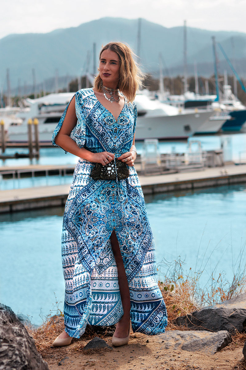 5 Ways To Transform A Boho Dress For Evening