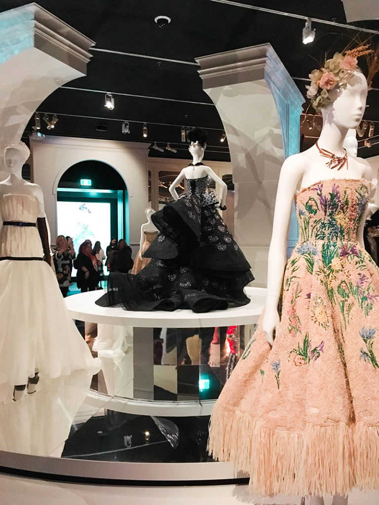 house of dior exhibition national gallery of victoria melbourne