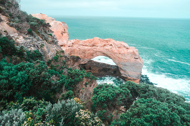 the arch the great ocean road victoria australia
