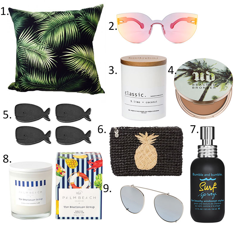 Ultimate Beach Babe Christmas Gift Guide The Daily Luxe