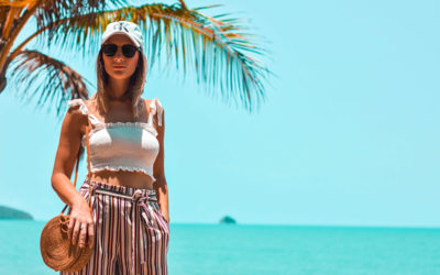 Trend Alert: Shirred Tops Are This Summer's Must Have