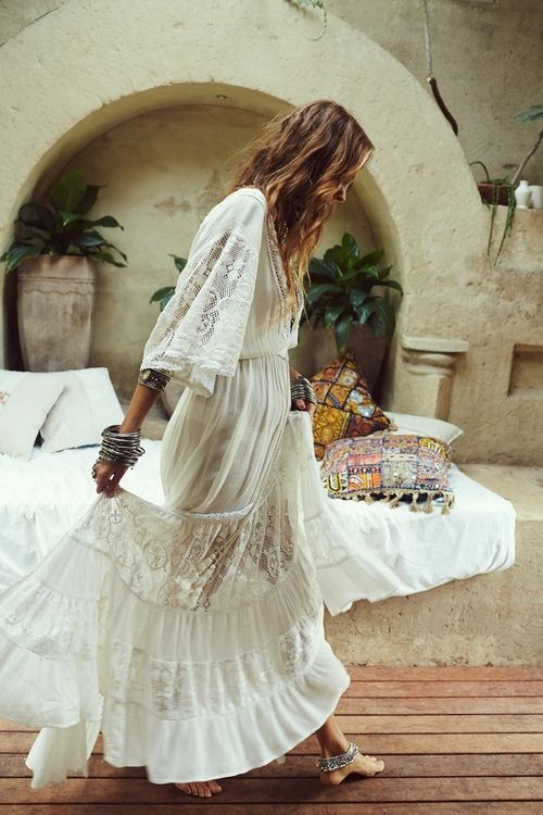spell and the gypsy collective white lace maxi dress boho summer style