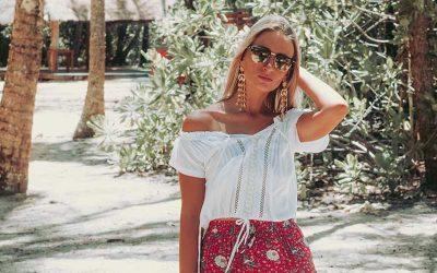 Boho Chic In The Tropics