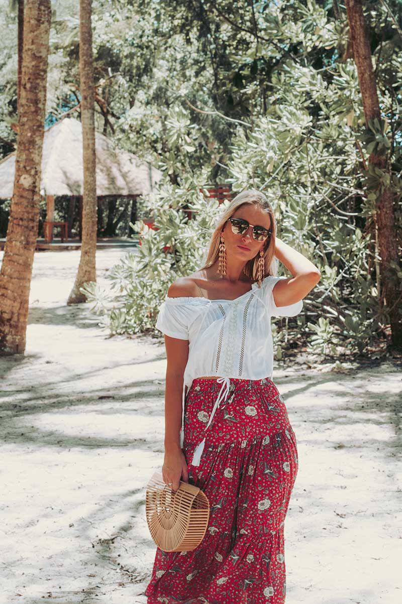 Boho Chic In The Tropics