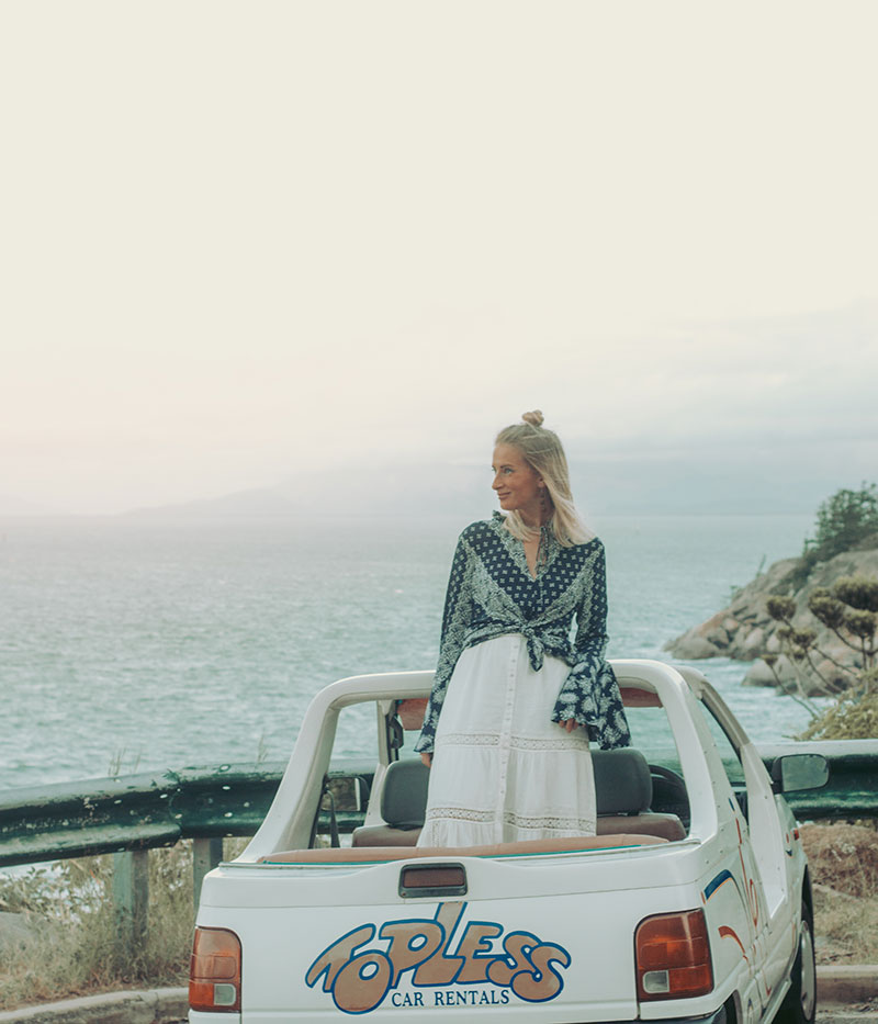 The Wandering Coast Boho Lookbook